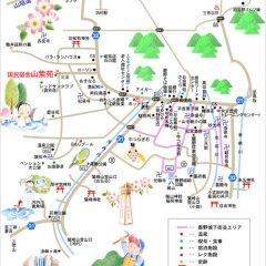 Отель Shikanocho Kokuminshukusha Sanshien Мисаса городской автобус