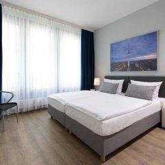Отель Aparthotel Residenz Am Deutschen Theater Берлин комната для гостей фото 4