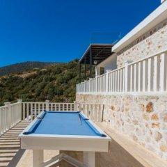Villa Marvellous by Akdenizvillam Турция, Калкан - отзывы, цены и фото номеров - забронировать отель Villa Marvellous by Akdenizvillam онлайн балкон