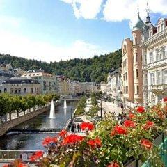 Отель Atlantic Palace Чехия, Карловы Вары - 1 отзыв об отеле, цены и фото номеров - забронировать отель Atlantic Palace онлайн фото 5