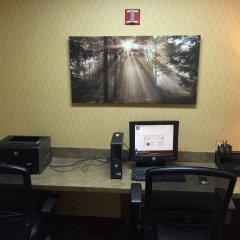 Отель Comfort Suites Hilliard Хиллиард интерьер отеля фото 3