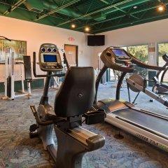 Отель Best Western Plus Waterbury - Stowe фитнесс-зал