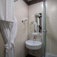 Гостиница Вера 2* Стандартный номер с двуспальной кроватью фото 4