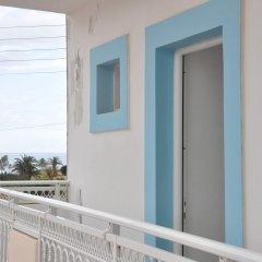 Отель Alexandra Rooms балкон