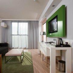 DoubleTree by Hilton Hotel Girona комната для гостей фото 4