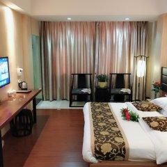 Отель Yuejia Business Hotel Китай, Шэньчжэнь - отзывы, цены и фото номеров - забронировать отель Yuejia Business Hotel онлайн комната для гостей