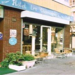 Отель Hôtel Les Chansonniers Франция, Париж - отзывы, цены и фото номеров - забронировать отель Hôtel Les Chansonniers онлайн фото 3