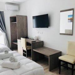 Отель Napoli Suites Мальта, Сан Джулианс - отзывы, цены и фото номеров - забронировать отель Napoli Suites онлайн фото 6