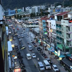 Отель VITS Patong Dynasty фото 6