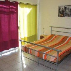 Отель Residence Les Cocotiers Папеэте комната для гостей фото 3