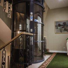 Hotel Starosadskiy балкон