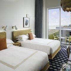Отель The Confidante - in the Unbound Collection by Hyatt 4* Стандартный номер с различными типами кроватей фото 23