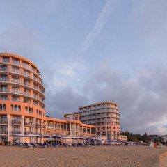 Azalia Hotel Balneo & SPA пляж