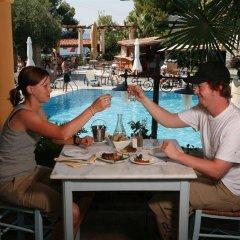 Отель Acrotel Athena Pallas Village гостиничный бар