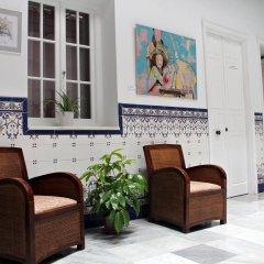 Отель Hostal Puerta De Arcos Испания, Аркос -де-ла-Фронтера - отзывы, цены и фото номеров - забронировать отель Hostal Puerta De Arcos онлайн интерьер отеля фото 2