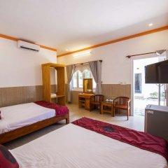 Отель Hanh Ngoc Bungalow комната для гостей фото 2