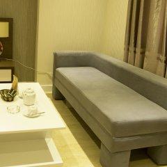 Апартаменты Sunny Serviced Apartment сауна
