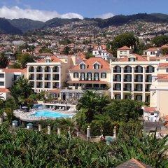 Отель Quinta Bela Sao Tiago Португалия, Фуншал - отзывы, цены и фото номеров - забронировать отель Quinta Bela Sao Tiago онлайн балкон