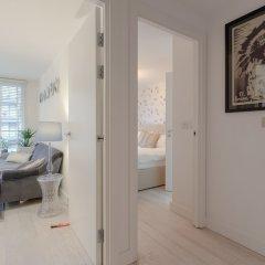Апартаменты 1 Bedroom Apartment With Balcony in Haggerston комната для гостей фото 5