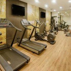 Отель NH Collection Milano President фитнесс-зал фото 4