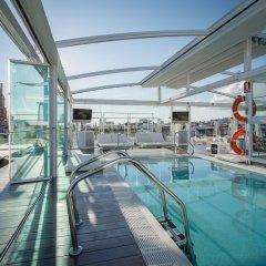 Отель Room Mate Oscar Испания, Мадрид - отзывы, цены и фото номеров - забронировать отель Room Mate Oscar онлайн бассейн фото 3