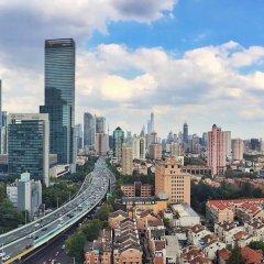 Hotel Equatorial Shanghai балкон