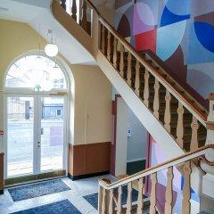Отель Carmel Дания, Орхус - отзывы, цены и фото номеров - забронировать отель Carmel онлайн интерьер отеля фото 2