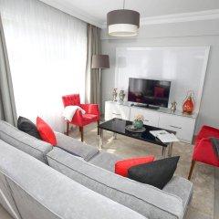 Апартаменты Patika Suites Стамбул комната для гостей фото 5