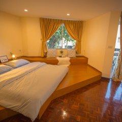 Hostel 16 Бангкок комната для гостей