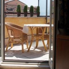 Отель WINDROSE Рим балкон