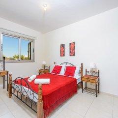 Отель Villa Marizan Кипр, Протарас - отзывы, цены и фото номеров - забронировать отель Villa Marizan онлайн комната для гостей фото 2