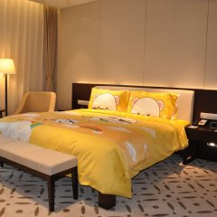 Отель Holiday Inn Resort Beijing Yanqing комната для гостей фото 3