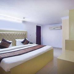 Отель Landmark Inn комната для гостей