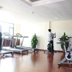 Capital Airport International Hotel фитнесс-зал