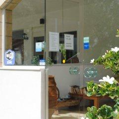 Mediterranean Hotel Apartments & Studios интерьер отеля
