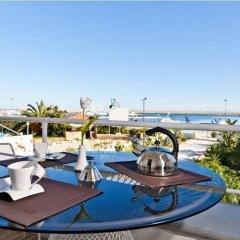 Отель Abitare in Vacanza Синискола приотельная территория