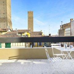 Отель Piazza Maggiore Penthouse Италия, Болонья - отзывы, цены и фото номеров - забронировать отель Piazza Maggiore Penthouse онлайн балкон