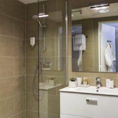 Отель Citadines Croisette Cannes Франция, Канны - 8 отзывов об отеле, цены и фото номеров - забронировать отель Citadines Croisette Cannes онлайн ванная