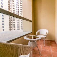 Отель One Perfect Stay - Murjan 2 балкон