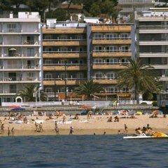 Отель Athene Испания, Льорет-де-Мар - 1 отзыв об отеле, цены и фото номеров - забронировать отель Athene онлайн пляж