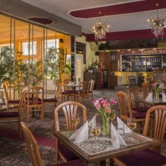 TOP Hotel Praha гостиничный бар