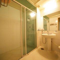 Отель Goodstay New Grand Hotel Южная Корея, Тэгу - отзывы, цены и фото номеров - забронировать отель Goodstay New Grand Hotel онлайн ванная фото 2