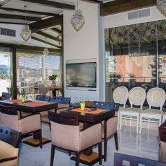 Отель Vila Alba Тирана гостиничный бар