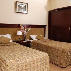 Отель Al Bustan Hotel Flats ОАЭ, Шарджа - отзывы, цены и фото номеров - забронировать отель Al Bustan Hotel Flats онлайн комната для гостей фото 5