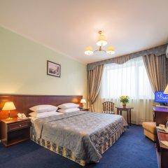 Гостиница Салют 4* Стандартный номер с двуспальной кроватью фото 2