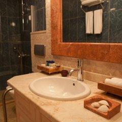 Likya Residence Hotel & Spa Boutique Class Калкан ванная фото 2