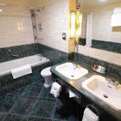 Отель Crowne Plaza Liverpool - John Lennon Airport Великобритания, Ливерпуль - отзывы, цены и фото номеров - забронировать отель Crowne Plaza Liverpool - John Lennon Airport онлайн ванная