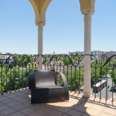 Отель AC Hotel Ciudad de Sevilla by Marriott Испания, Севилья - отзывы, цены и фото номеров - забронировать отель AC Hotel Ciudad de Sevilla by Marriott онлайн фото 12