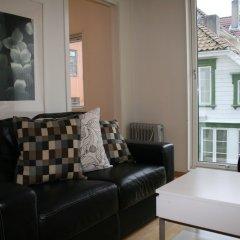 Апартаменты Stavanger Small Apartments комната для гостей фото 5
