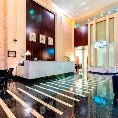 Nojoum Hotel Apartments интерьер отеля